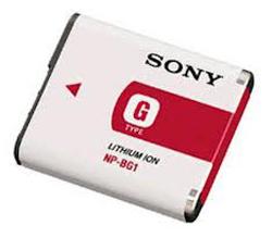 Pin Sony G