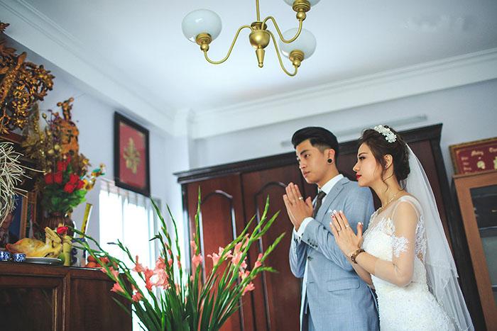 chụp ảnh đám cưới tại hà nội