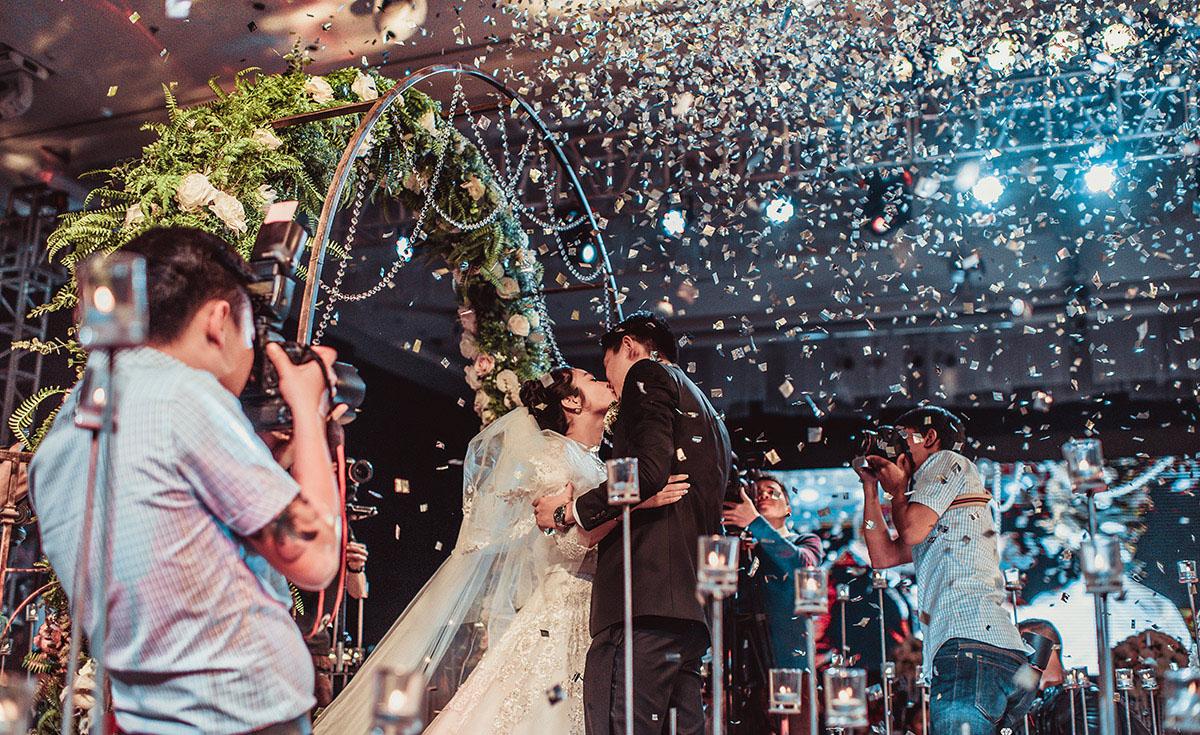 Giá quay phim chụp ảnh cưới hỏi