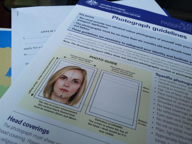 chụp ảnh hộ chiếu Ba Đình