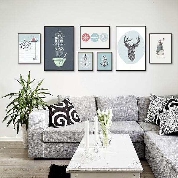 khung treo tường nghệ thuật